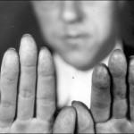 """Creepy"" burned his own fingerprints off with acid."